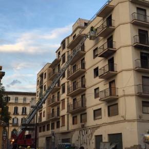 Cassá pide la demolición urgente del Astoria tras intervenir los bomberos por desprendimientos en Semana Santa