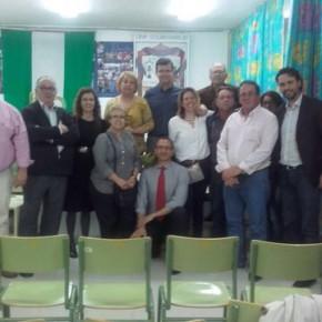 Ciudadanos acompaña a los vecinos de Colmenarejo en su reunión con Emasa