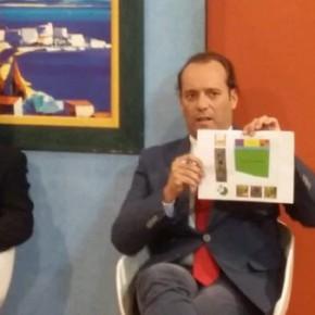 Cassá explica el proyecto de Ciudadanos para los terrenos de Repsol en PTV