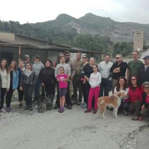 Ciudadanos se interesa por la problemática ambiental de la Sierra de Churriana