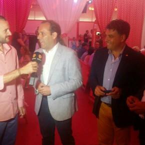 Cassá representa a C's Málaga en la cena de afiliados de Almería