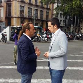 Cs da luz verde al proyecto para transformar la Alameda Principal de Málaga