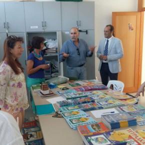 Carranque agradece a Ciudadanos las inversiones municipales con sello naranja