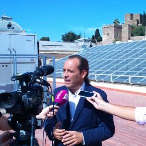 """Cassá: """"El hotel del dique de Levante nos pone en el mapa del turismo de lujo"""""""