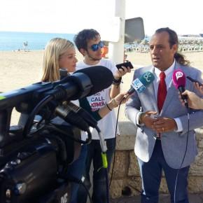 Cassá propone dedicar parte del presupuesto anual de Emasa a soluciones para las natas