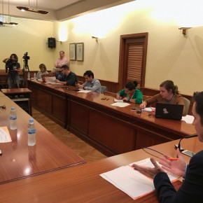 Ciudadanos presenta una moción tajante sobre el Astoria: derribo y proyecto transitorio