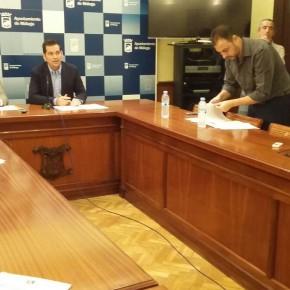 Carballo pide a la edil de Cultura que comparezca para que explique la deriva deficitaria de los museos de Málaga