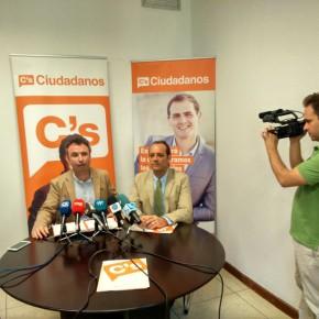 C´s cree que el año ha sido en blanco para Málaga en inversiones del Gobierno y urge a soluciones para el agua