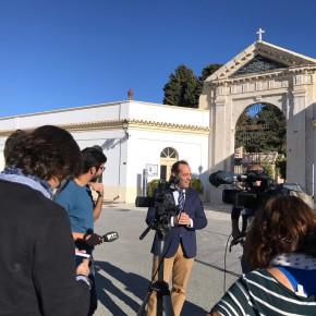 C's negociará en presupuestos reformar la Plaza del Patrocinio, antesala del cementerio de San Miguel