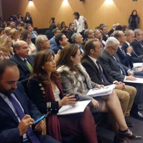 Presentación de la publicación 'Quién es Quién Andalucía'