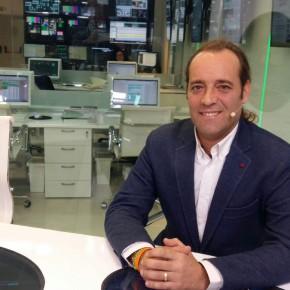 """Cassá en Málaga 24 Horas TV: """"Aspiro a que nuestra ciudad sea 'pet friendly'"""""""