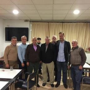 El grupo municipal visita la sede de la Casa de Melilla