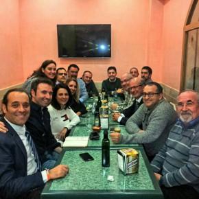 Cassá participa en el café ciudadano de la agrupación Noroeste