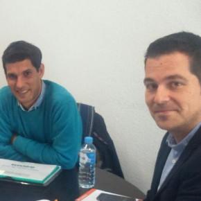 C's brinda su apoyo a Ecovídrio para que Málaga se acerque a los objetivos sobre reciclaje