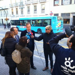 C's propone una exposición y señalizar los lugares de Málaga que Cervantes visitó en dos ocasiones