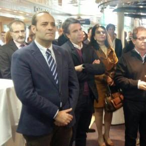 Presentación del ferry de Balearia que realizará el trayecto entre Málaga y Melilla