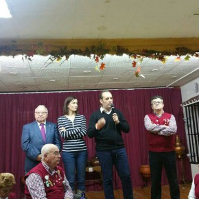 Cassá celebra la llegada de la Navidad con la Peña El Parral