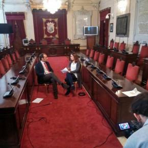 Cassá pide en una entrevista con Viva a De la Torre que se 'moje' en Limasa: o con la izquierda o con C's