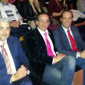 Gala de entrega de los premios 'Sentir Málaga 2016'