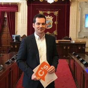 Ciudadanos le tiende la mano al equipo de gobierno para la privatización y división por servicios de Limasa