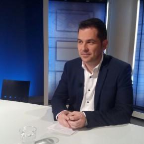 """Carballo en Onda Azul TV: """"Apostamos por una Málaga más verde"""""""