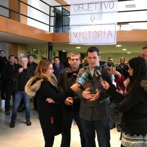 Ciudadanos anuncia una iniciativa de apoyo a los bomberos y a todas sus reivindicaciones en el próximo pleno