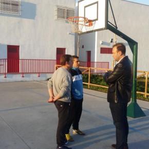 Reunión con la directiva del Inter Málaga de fútbol sala