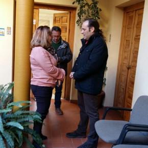 Inauguración de la exposición 'La Málaga que yo vi' en el distrito Ciudad Jardín