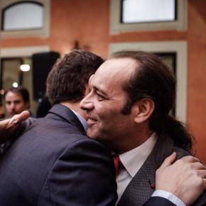 Cassá viaja a Sevilla para acompañar a Albert Rivera en un encuentro con los autónomos