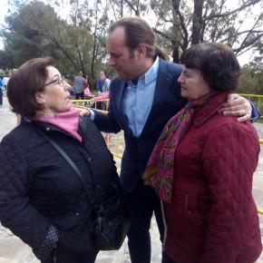 Cassá asiste a la romería de San Antón en Lagarillo Blanco