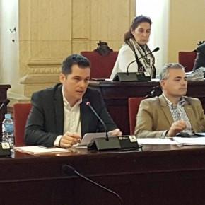 Aprobada la moción de Cs para que el Ayuntamiento se acoja al Plan de Instalaciones y Equipamientos Deportivos de Andalucía