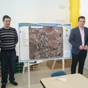 Ciudadanos visita el Proyecto Hogar de Palma-Palmilla