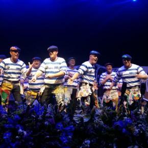 Comienza el Concurso de Agrupaciones del Carnaval en el Teatro Alameda
