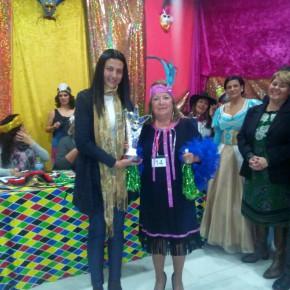 Cs comparte la fiesta del Carnaval con los malagueños