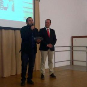 Cassá asiste a la entrega de premios de Nena Paine