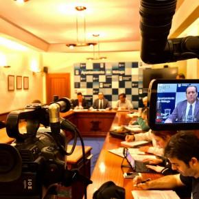Cassá propone instalar códigos QR en monumentos y calles relevantes de Málaga