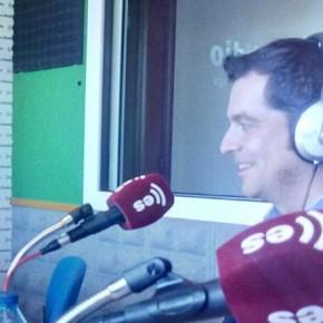 """Carballo: """"Ciudadanos será alternativa de gobierno en Málaga en 2019"""""""