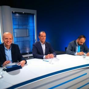 """Cassá en Onda Azul TV: """"Hay que favorecer las inversiones y perder el miedo"""""""