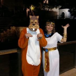 La ardilla de Cassá, en la gran final del concurso de agrupaciones del Carnaval 2017