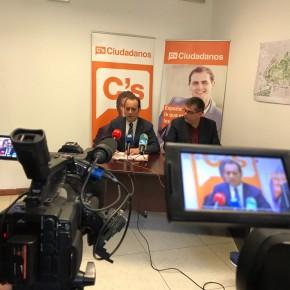 Cs pide que se aplique en Málaga la doctrina del TC y se devuelvan las plusvalías en caso de venta a pérdidas