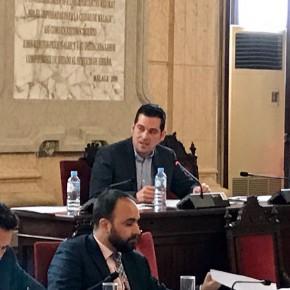 Cs promueve consejos trimestrales para fiscalizar la prórroga de Limasa