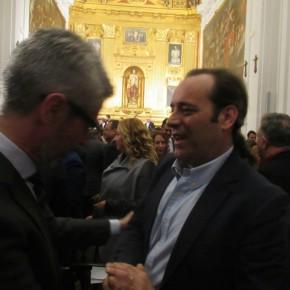Pregón de la Juventud Cofrade en la iglesia de San Julián