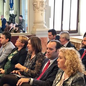 Cs impulsa que la Junta multiplique su aportación al Festival de Cine de Málaga