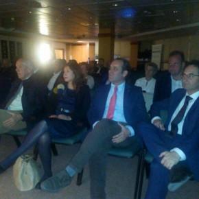 Cassá asiste a la inauguración de la exposición de La Saeta