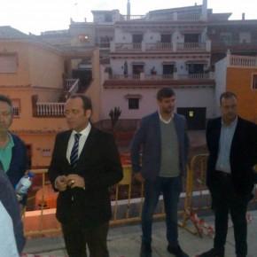 Cassá mantiene una reunión con los vecinos de Monte Dorado