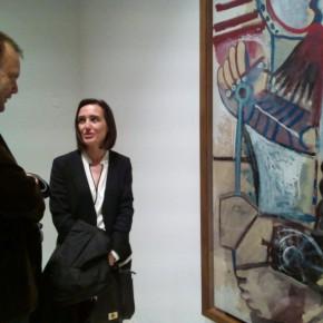 El grupo municipal de Cs acude a la inauguración de 'Pablo Picasso. Nueva Colección'