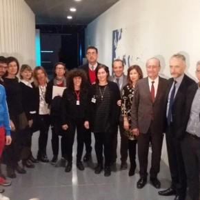 Presentación de la exposición 'Hors pistes: travesías marítimas' en el Pompidou