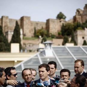 """Rivera en SUR: """"En una ciudad moderna, abierta e innovadora, el discurso de Cassá y de Cs cala mucho"""""""