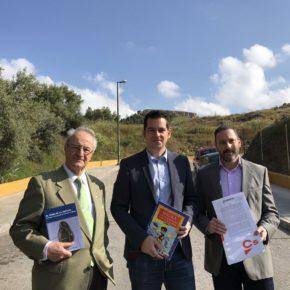 Cs lamenta que no se haya excavado ni el 20% de los yacimientos del Cerro del Villar y la Tortuga y urge a actuar