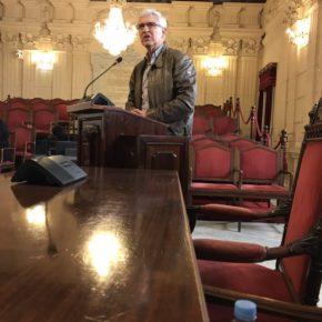 Cs arranca el acuerdo del pleno de avanzar en empleo público para personas con discapacidad intelectual